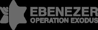 Ebenezer Logo Grijs